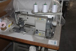 Kansai Special sewing machine and Racing edgebander - Lot 19 (Auction 5571)