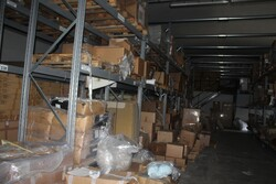Shelving and metal cages - Lot 32 (Auction 5571)