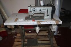 Adler flat machine and Rockwell Rimoldi edgebanding machine - Lote 5 (Subasta 5571)