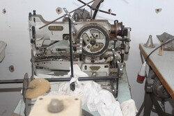 Durkopp sewing machine and Pfaff flatbed machine - Lot 8 (Auction 5571)