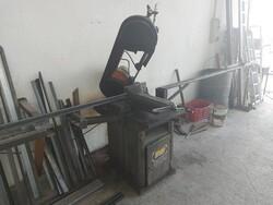 Sega a nastro FMB e attrezzature lavorazione ferro - Lotto 0 (Asta 5574)