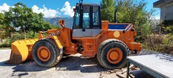 Fiat Hitachi FA 130 2 loader - Lot 1 (Auction 5575)
