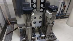 Impianto trattamento acqua - Subasta 55770