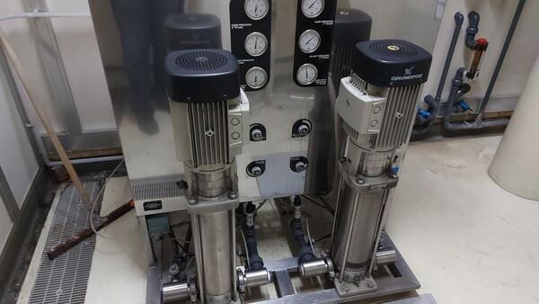 1#55770 Impianto trattamento acqua in vendita - foto 1