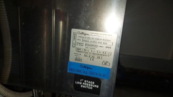 1#55770 Impianto trattamento acqua in vendita - foto 7