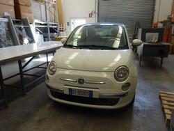 Fiat 500 car - Lot 11 (Auction 5579)