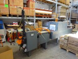 Gramegna blistering machine - Lot 3 (Auction 5579)
