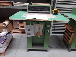 Rilecart press and Mariner creasing machine - Lot 9 (Auction 5579)