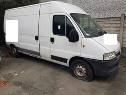 Fiat Ducato and Opel Vivaro Cargo truck - Lot 0 (Auction 5580)