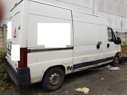 Fiat Ducato truck - Lot 38 (Auction 5580)