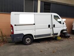 Fiat Ducato truck - Lot 83 (Auction 5580)