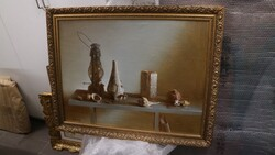 Painting subject still life - Lot 29 (Auction 5581)