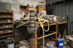 Bosch drill and Simex cutter - Lot 3 (Auction 5589)