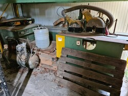 Electric pallet truck Lifter and SCM automatic drilling machine - Lot 0 (Auction 5592)
