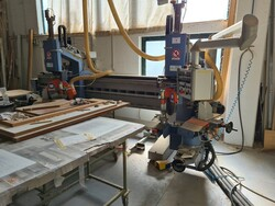 Milling and miter saw - Lote 1 (Subasta 5592)