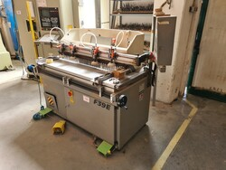 Biesse semiautomatic drilling machine - Lot 18 (Auction 5592)
