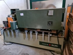 SCM automatic drilling machine - Lot 20 (Auction 5592)