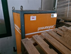 Pneumofore compressor - Lot 21 (Auction 5592)