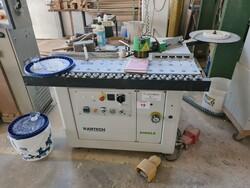Artech edgebander and Osama gluing machine - Lot 6 (Auction 5592)