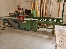 Salvador and Omga miter saw - Lot 9 (Auction 5592)