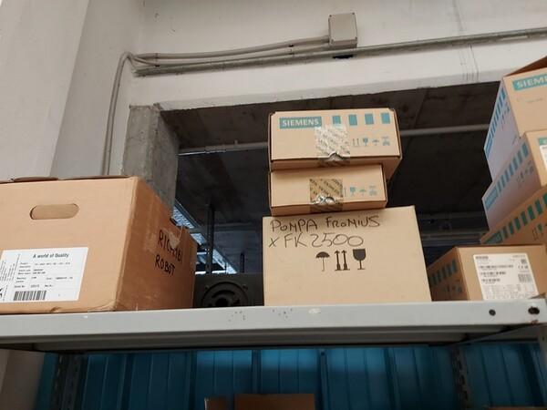 1#5598 Saldatrici al plasma e oscilloscopio in vendita - foto 7