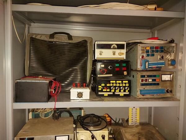 1#5598 Saldatrici al plasma e oscilloscopio in vendita - foto 28