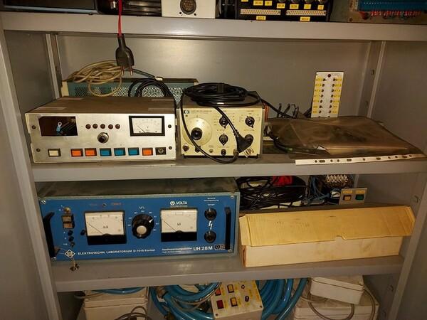 1#5598 Saldatrici al plasma e oscilloscopio in vendita - foto 29