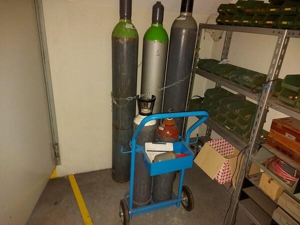 1#5598 Saldatrici al plasma e oscilloscopio in vendita - foto 34