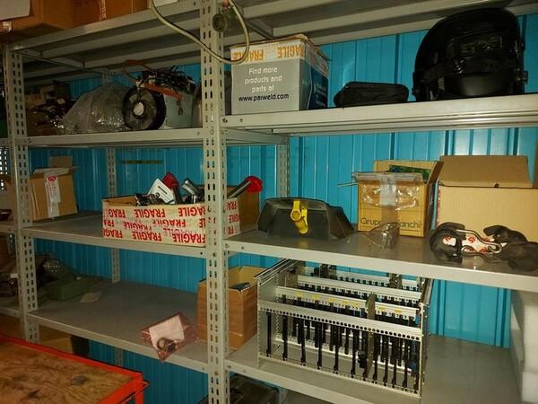 1#5598 Saldatrici al plasma e oscilloscopio in vendita - foto 53
