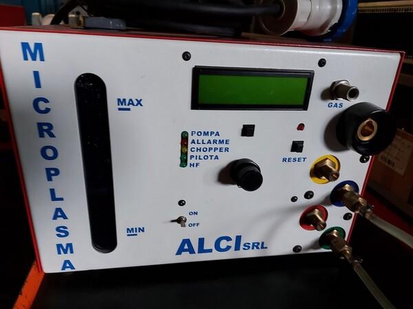 1#5598 Saldatrici al plasma e oscilloscopio in vendita - foto 54