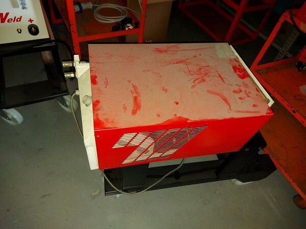 1#5598 Saldatrici al plasma e oscilloscopio in vendita - foto 56