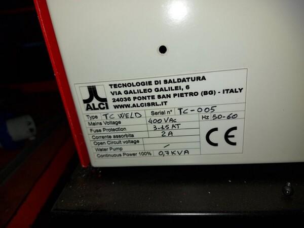 1#5598 Saldatrici al plasma e oscilloscopio in vendita - foto 59