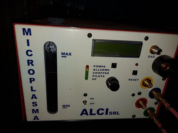 1#5598 Saldatrici al plasma e oscilloscopio in vendita - foto 63