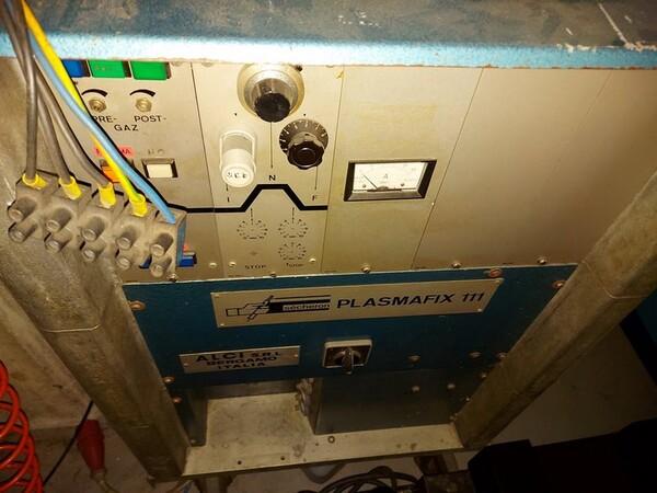 1#5598 Saldatrici al plasma e oscilloscopio in vendita - foto 65