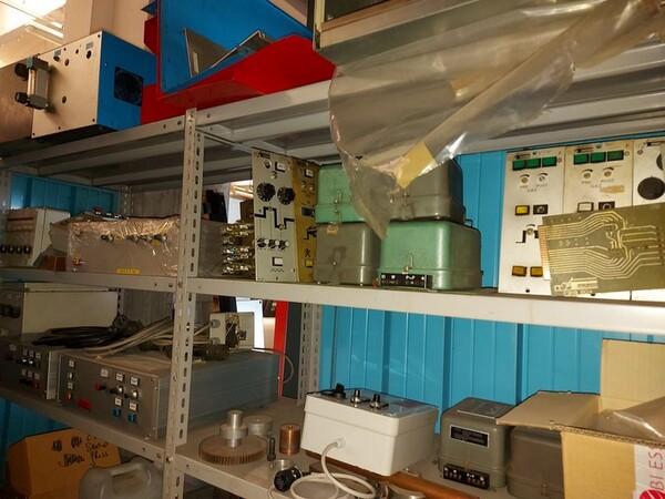 1#5598 Saldatrici al plasma e oscilloscopio in vendita - foto 69
