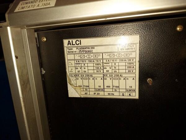 1#5598 Saldatrici al plasma e oscilloscopio in vendita - foto 81