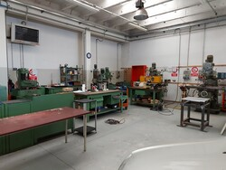 Nebes miter saw and Parpas milling machine - Lot 2 (Auction 5598)