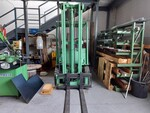 Forklift with battery charger - Lot 3 (Auction 5598)