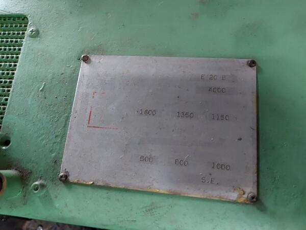 3#5598 Carrello elevatore con caricabatterie in vendita - foto 5