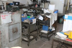 Trolleys and work benches - Lot 12 (Auction 5599)