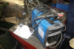 Toscotecnica welder and Colap stonecutter - Lot 3 (Auction 5599)