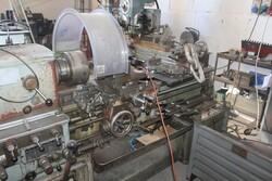 Grazioli lathe and Makita milling machine - Lote 6 (Subasta 5599)
