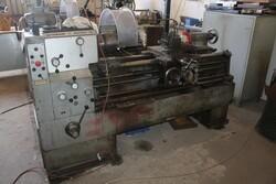 Grazioli lathe and Arno milling machine - Lote 8 (Subasta 5599)
