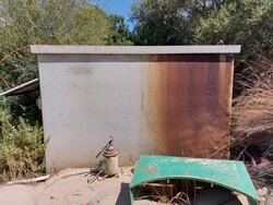 Water collection tank - Lot 4 (Auction 5601)