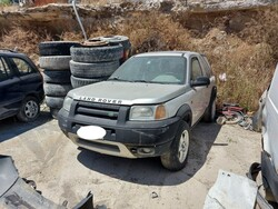 Automobile Land Rover Freelander