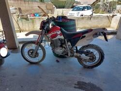 Yamaha motorcycle - Lot 6 (Auction 5606)