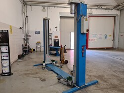 Machinery and equipment for tire replacement - Lot 0 (Auction 5607)
