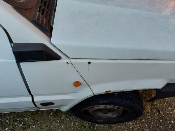 1#5610 Autocarro Fiat Doblò e autovettura Volkswagen in vendita - foto 9