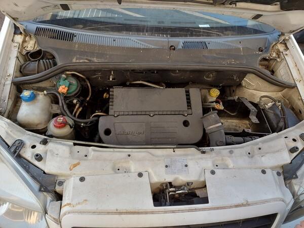 1#5610 Autocarro Fiat Doblò e autovettura Volkswagen in vendita - foto 43