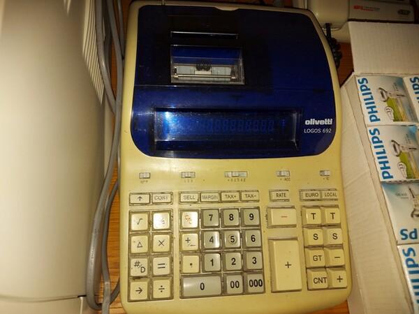 10#5611 Arredi e attrezzature elettroniche da ufficio in vendita - foto 21